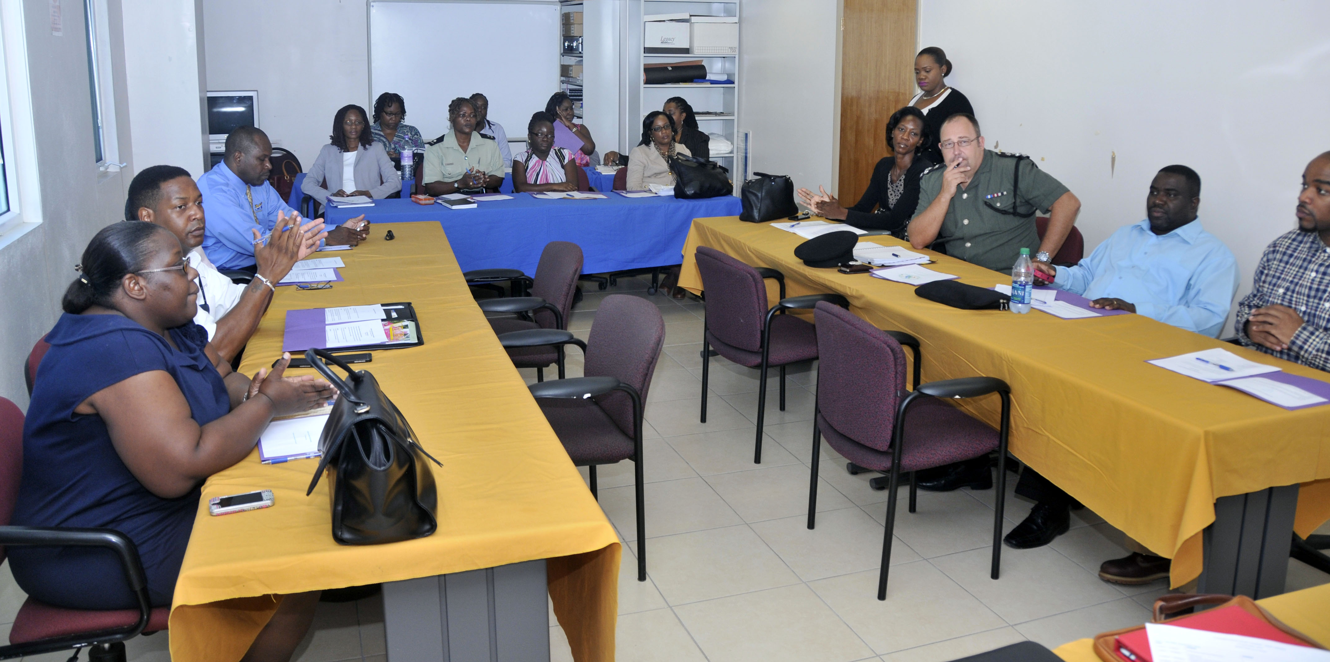 BVI Parole Board Members Appointed | Government of the