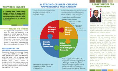 Climate Change Brochure page 1