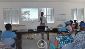Public Meeting on Anegada, February 20 (Photo Credit:GIS)