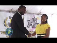 Embedded thumbnail for Virgin Islands School of Technical Studies Caribbean Vocational Qualification Ceremony