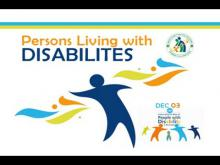 Embedded thumbnail for Persons Living with Disabilities