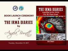 Embedded thumbnail for Book Launch of The Irma Diaries
