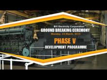 Embedded thumbnail for BVIEC Ground Breaking Ceremony - Phase V Development Programme