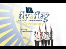 Embedded thumbnail for Fly a Flag for Commonwealth 2015