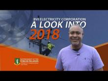 Embedded thumbnail for A Look Into 2018 - BVI Electricity Corporation
