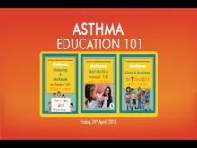 Embedded thumbnail for Asthma Education 101
