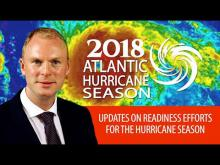 Embedded thumbnail for Message by His Excellency the Governor - UPDATES ON READINESS EFFORTS FOR THE HURRICANE SEASON