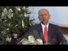 Embedded thumbnail for Christmas Message by Premier and Minister of Finance