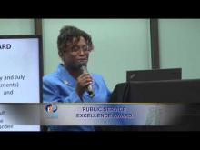 Embedded thumbnail for Public Service Excellence Award Launch