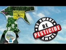 Embedded thumbnail for Pesticides Awareness