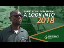 Embedded thumbnail for A Look at 2018 - Public Works Department