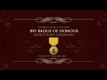 Embedded thumbnail for BVI Badge Of Honour Investiture Ceremony
