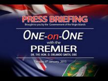 Embedded thumbnail for One On One with the Premier - Your Government At Work