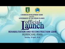 Embedded thumbnail for Official Launch of the Rehabilitation and Reconstruction Loan