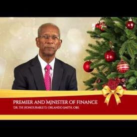 Embedded thumbnail for 2016 Holiday Message -  Premier Dr. the Honourable D. Orlando Smith OBE