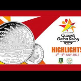 Embedded thumbnail for Gold Coast Queen's Baton Relay BVI - Highlights