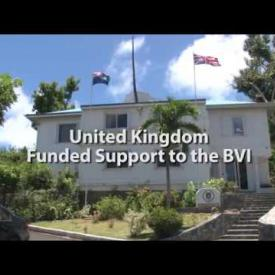 Embedded thumbnail for UK Funded Support to the BVI