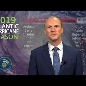 Embedded thumbnail for 2019 Atlantic Hurricane Season Message by Governor Jaspert