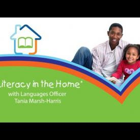 Embedded thumbnail for Literacy in the Home