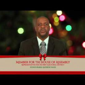 Embedded thumbnail for 2016 Holiday Message - Honourable Andrew Fahie