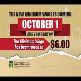 Embedded thumbnail for BVI Increases Minimum Wage
