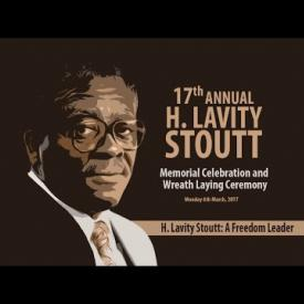 Embedded thumbnail for H. Lavity Stoutt Memorial Celebration and Wreath Laying Ceremony