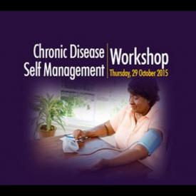 Embedded thumbnail for Chronic Disease Self Management Workshop