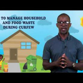 Embedded thumbnail for Manage Household Waste During Curfew