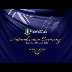 Embedded thumbnail for Naturalisation Ceremony - 29 June, 2017