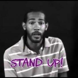 Embedded thumbnail for Domestic Violence Awareness Month  - Stand Up