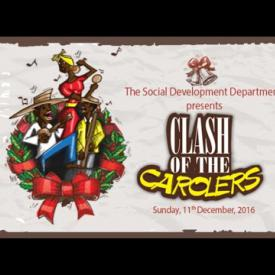 Embedded thumbnail for Clash of the Carolers 2016