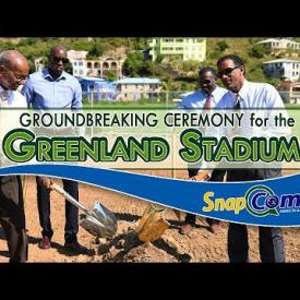 Embedded thumbnail for Greenland Stadium Expected To Be Mecca Of Sports Tourism