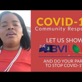 Embedded thumbnail for COVID-19 Community Response