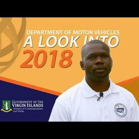 Embedded thumbnail for A Look Into 2018 - Department of Motor Vehicles
