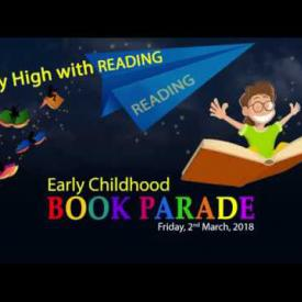 Embedded thumbnail for Early Childhood Book Parade