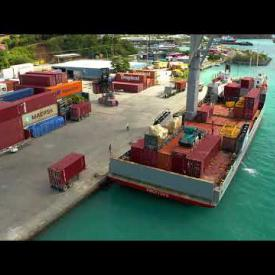 Embedded thumbnail for The BVI Ports Authority Keeps the BVI Moving