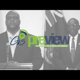 Embedded thumbnail for GIS Preview - Premier Fahie Appeals To Abusers To Stop