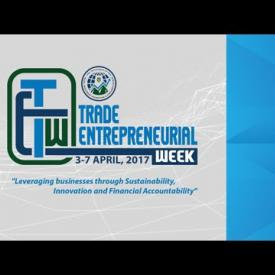 Embedded thumbnail for Trade Entrepreneurial Week