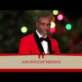 Embedded thumbnail for 2016 Holiday Message - Honourable Archibald Christian