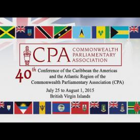 Embedded thumbnail for 40th Annual Conference of the Caribbean (CPA) Highlights