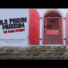 Embedded thumbnail for Old Prison Museum Opening Ceremony and Tour