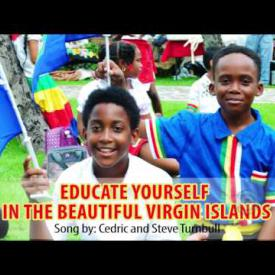 Embedded thumbnail for Educate Yourself in the Beautiful British Virgin Islands  Music Video
