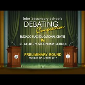 Embedded thumbnail for Inter-Secondary Schools' Debate Preliminary Round