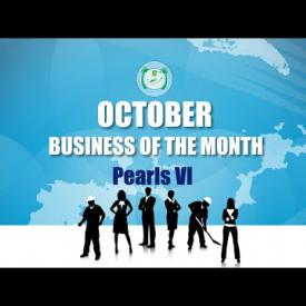 Embedded thumbnail for Business of the Month October - Pearls VI