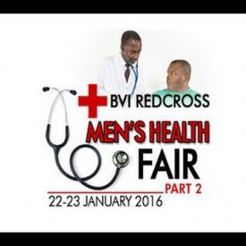 Embedded thumbnail for BVI Red Cross Men's Health Fair - Part 2