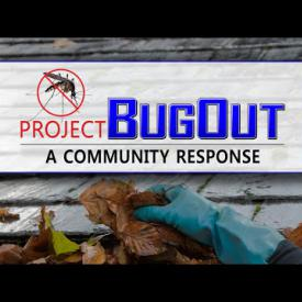 Embedded thumbnail for GIS Report - Project Bugout: A Community Response