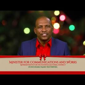 Embedded thumbnail for 2016 Holiday Message - Honourable Mark Vanterpool