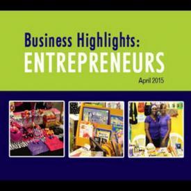 Embedded thumbnail for Business Highlights - Entrepreneurs