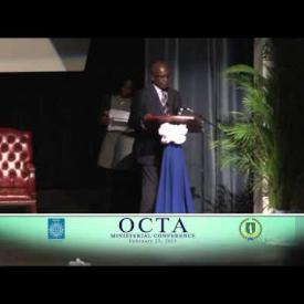 Embedded thumbnail for OCTA Ministerial Conference - February 25 2015