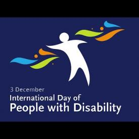 Embedded thumbnail for International Day for Persons Living with Disabilities